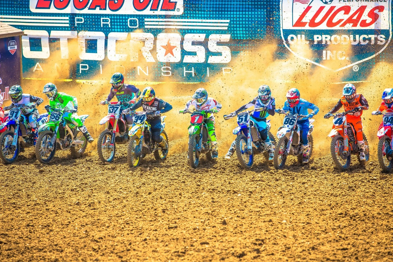 MUDDY CREEK START
